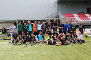 Gezamenlijke training NL & BE @ Sportpark Paperclip